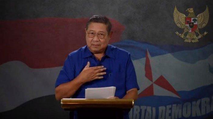 SBY Tak Diundang Pembukaan Kongres V PDIP di Bali, Prabowo Dapat Undangan Khusus dari Megawati
