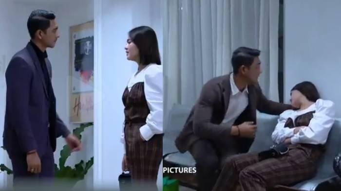 Scene Aldebaran dan Andin di sinetron Ikatan Cinta RCTI.