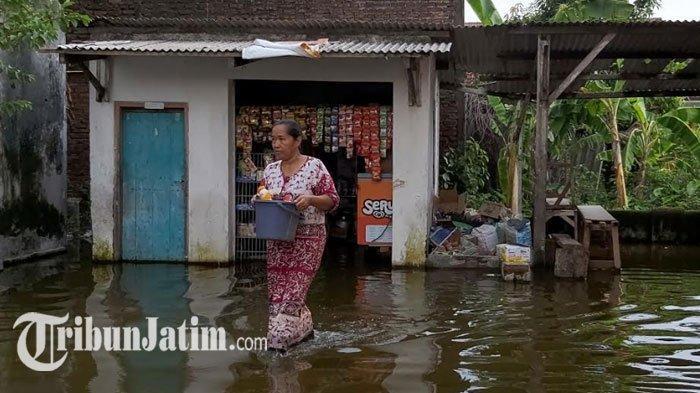 Tanggulangin Sidoarjo Langganan Banjir di Musim Hujan, Disebut Dampak Lapindo& Pendangkalan Sungai