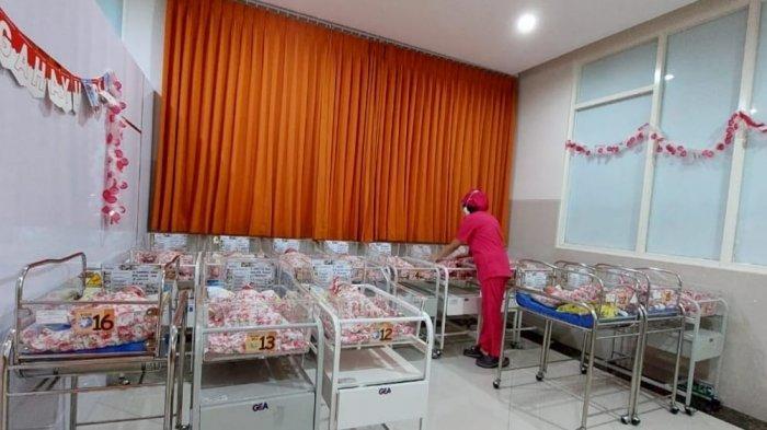 17 Bayi di Probolinggo Lahir Bertepatan dengan Hari Kemerdekaan RI