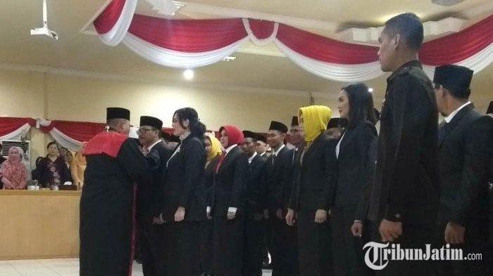 50 Anggota DPRD Kabupaten Bojonegoro Resmi Dilantik Hari Ini, Didominasi Wajah Lama