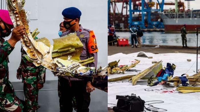 Terkuak Sebab Pesawat SJ 182 Hancur Berkeping-keping, Bukan di Udara?KNKT: Tak Ada yang Mencurigakan