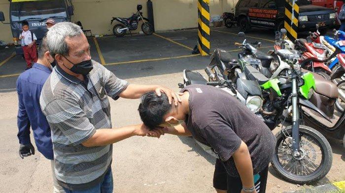 Remaja yang Terlibat Balap Liar di Kota Mojokerto Dijemput Orangtua hingga Disanksi Menginap Semalam