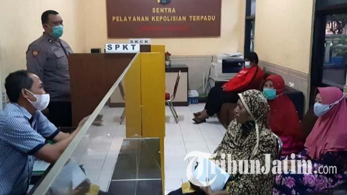 Ratusan Emak-emak di Mojokerto Jadi Korban Penipuan Arisan Bodong, Kerugian Diprediksi Capai Rp 1 M