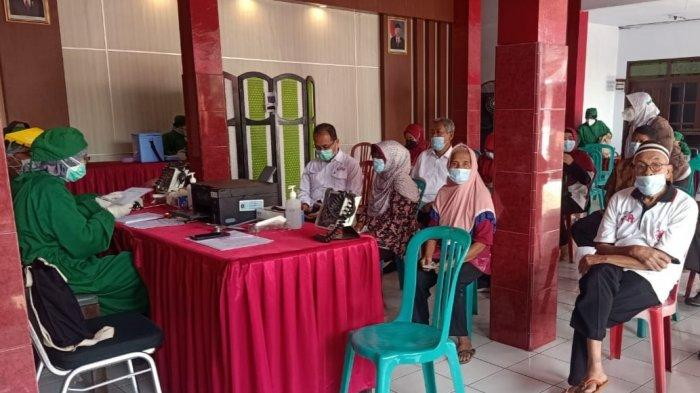 Masih Ada 7 Kelurahan di Kota Blitar Belum Melaksanakan Vaksinasi Covid-19 untuk Lansia