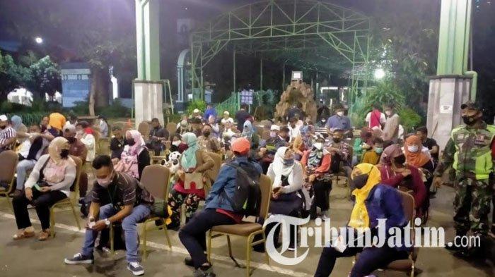 Bandara Tutup Penerbangan Internasional, Tempat Karantina PMI Asrama Haji Tersisa 200, Suasana Sepi