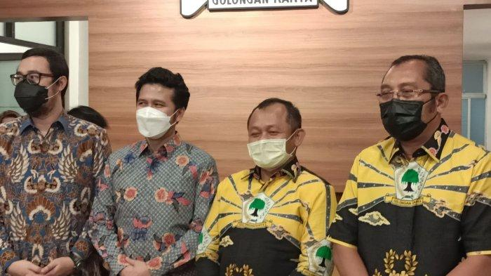 Demokrat Jatim Bakal Gencarkan Safari Politik, DPD Golkar Akan Lakukan Kunjungan Balasan