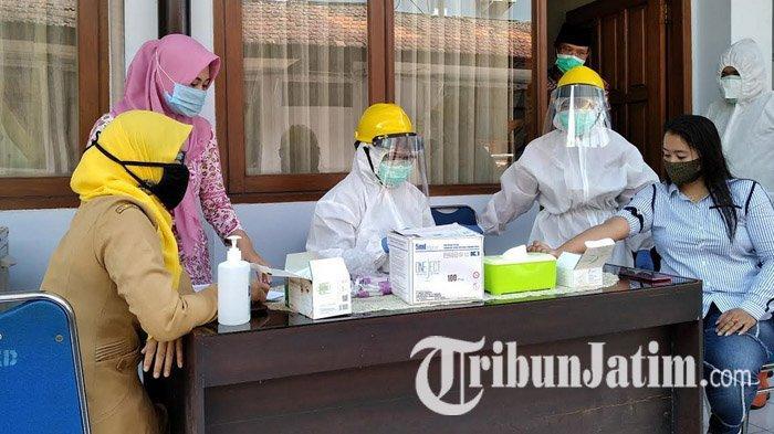 Kabupaten Nganjuk Keluar Zona Merah Covid-19, Satgas Ingatkan: Tetap Waspada dan Terapkan 3M