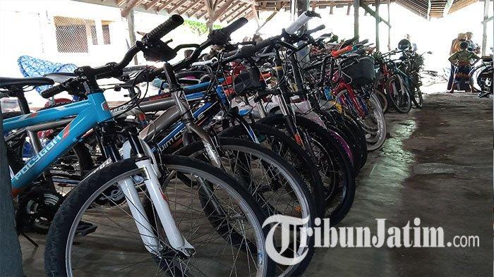 Komunitas Pesepeda Berkembang di Tulungagung, Angka Penjualan Sepeda di PDS Meningkat