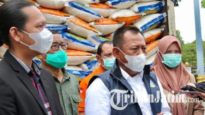 Terima 20 Ton Beras untuk Korban Gempa Sulbar dan Kalsel, Pemprov Jatim Juga Akan Bantu Rp 2 Miliar