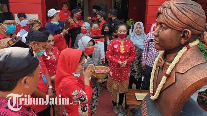 DPC PDIP Kota Mojokerto Ciptakan Kebun Bung Karno, Gerakan Ketahanan Pangan di Masa Pandemi Covid-19
