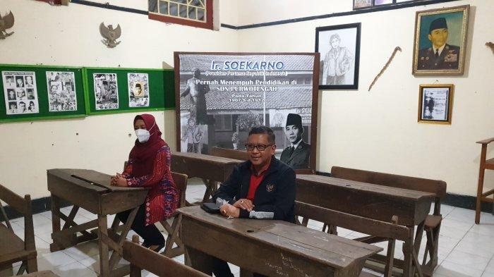 Sekjen PDIP Bakal Koordinasi dengan Nadiem Makarim Soal Sekolah Masa Kecil Soekarno di Mojokerto