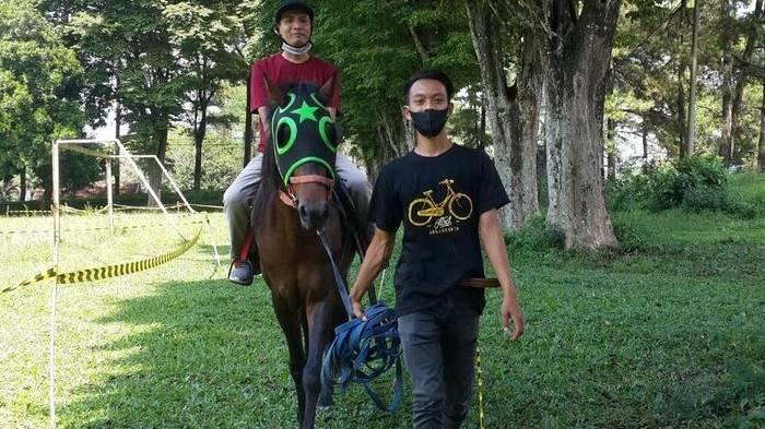 Harga Paket Belajar Berkuda & Camping di Wisata Selorejo Malang, Instruktur dari Masyarakat Setempat