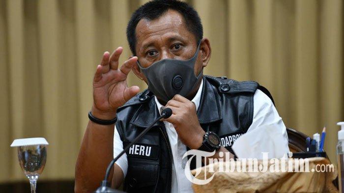 Pegawai Bakesbangpol Jatim Meninggal setelah Positif Covid-19, Khofifah akan Rapat dengan Kepala OPD