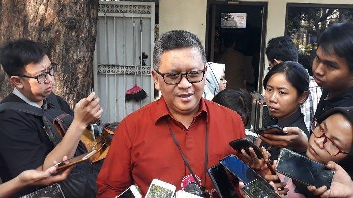 Hasto Kristiyanto Jadi Sekjen PDIP 2 Periode, Megawati:Tak Ada Pasal Sebut Sekjen Tak Bisa 2 Periode