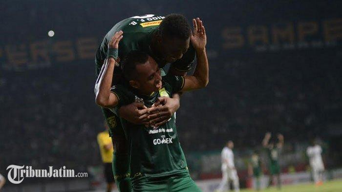Pemain Persebaya Surabaya Irfan Jaya Senang PSM Makassar Juarai Piala Indonesia 2018