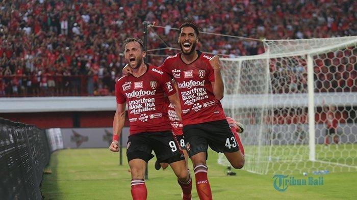 Hasil Piala Menpora - Tumbangkan Persiraja, Bali United Ambil Alih Puncak Klasemen Grup D