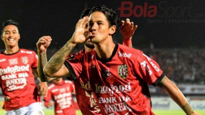 Irfan Bachdim Resmi Tinggalkan Bali United dan Berlabuh ke PSS Sleman