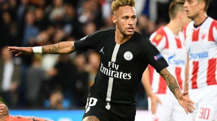 Manchester City Vs PSG - Neymar: Saya Siap Mati demi PSG ke Final