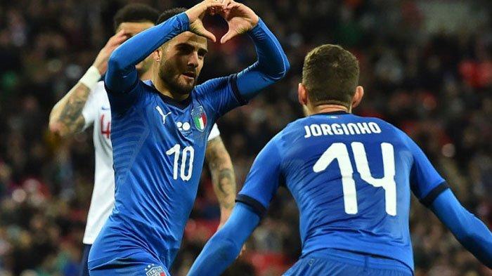 Hasil Laga Timnas Inggris Vs Italia, Blunder Pemain Debutan Gagalkan Kemenangan Inggris