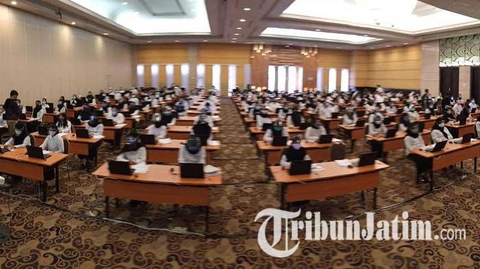 173 Peserta Tidak Ikuti Ujian SKD CPNS Jember 2021, 1.900 Orang Lolos ke Tahap SKB
