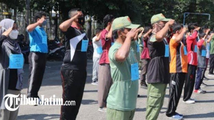 Pemkot Kediri Membentuk Satgas Linmas, 92 Orang Perwakilan dari 46 Kelurahan Ikuti Proses Seleksi