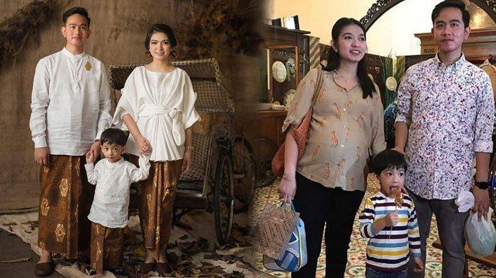 GAYA Selvi Ananda Nyoblos Ditemani Gibran Rakabuming Putra Jokowi, Anggun Bawa Tas Merah Menyala