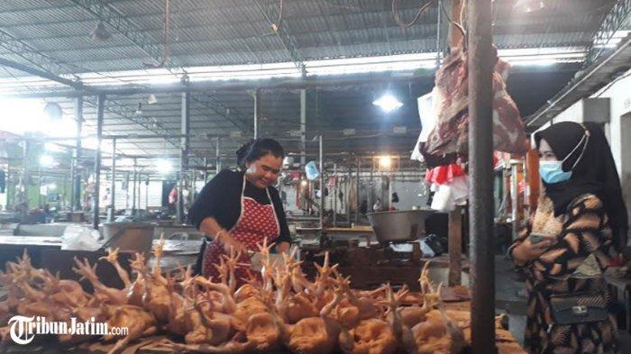 Jelang Ramadhan 2021, Harga Minyak Goreng di Gresik Sedikit Naik, Diskoperindag: Pasar Normal