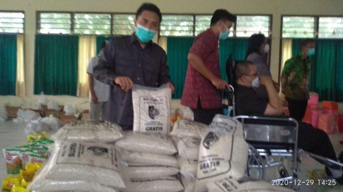 Sembako Bansos Covid-19 di Jember Rusak, Dewan Sebut karena Penyimbanan Tidak Baik