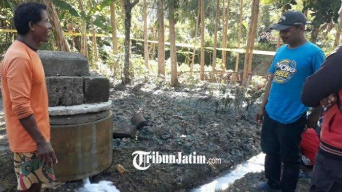 Semburan Air Setinggi 10 Meter Muncul di Bojonegoro, Pemilik Rumah Ungkap Kronologi