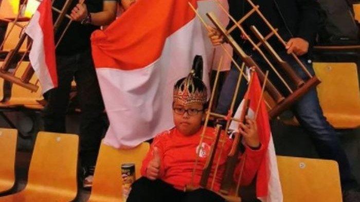 Bocil Indonesia Bikin Heboh Piala Thomas 2020, Teriakkan 'Indonesia' di Laga Kontra Taiwan