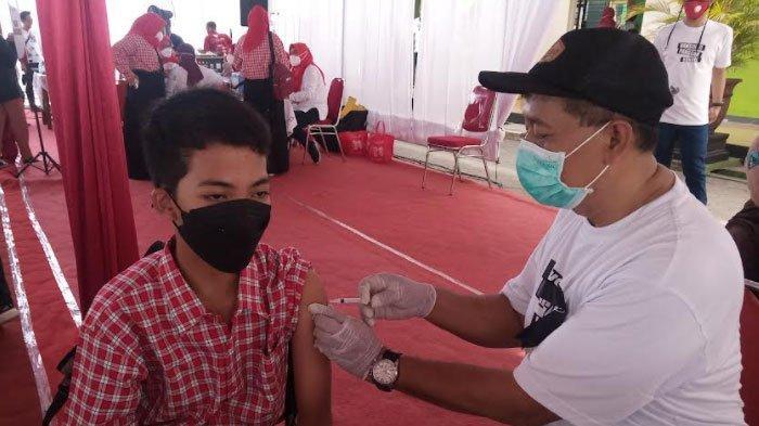 Upaya Lindungi Peserta Didik, 5000 Pelajar di Tulungagung Akan Jalani Vaksinasi Selama Dua Hari