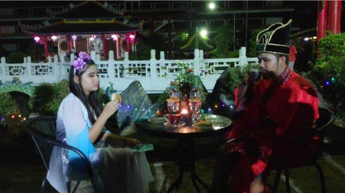 Merayakan Tiong Ciu Pia di Kwan Sing Bio Tuban hingga Panjatkan Doa Agar Covid-19 Sirna