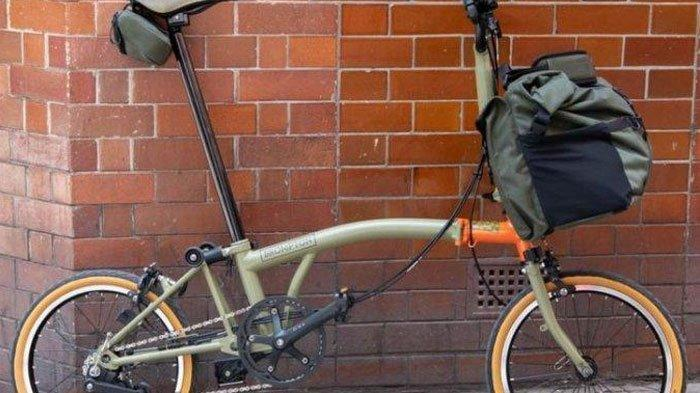 UPDATE Harga Sepeda Lipat Brompton Terbaru: Brompton S6R hingga Brompton B75 2020, Mulai Rp 30 Juta