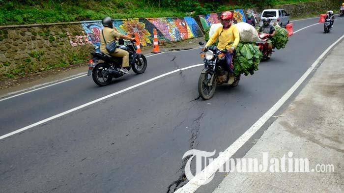 Cegah Longsor di Kawasan Payung Kota Batu, Pemprov Jatim Akan Buat Sumur Pelega