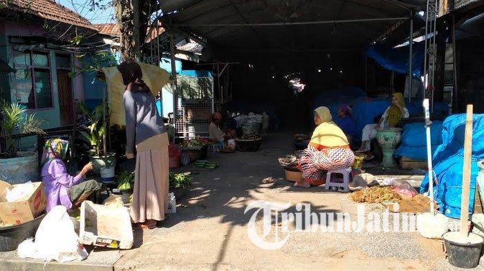 Pasar Kolpajung Pamekasan Jadi Klaster Sebaran Covid-19, Bakal 'One Way', Hindari Pengunjung Papasan