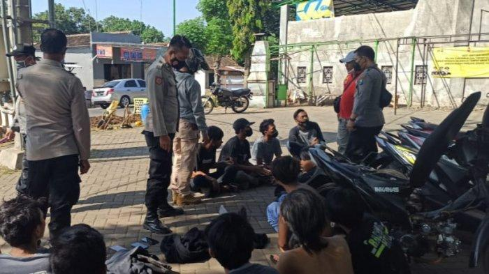 10 Pelajar Probolinggo Ditangkap Polisi Diduga Terlibat Penyerangan Antar Sekolah