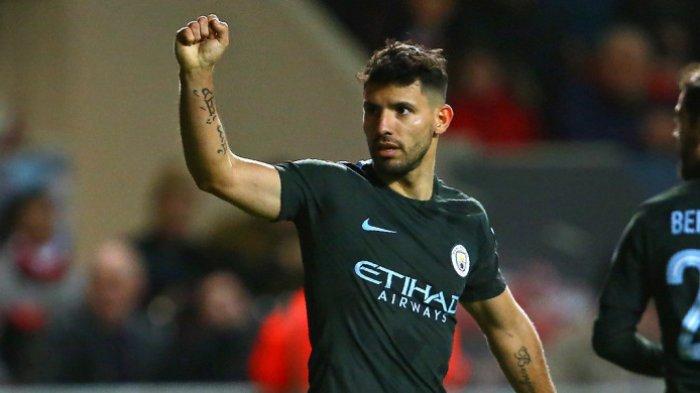Sergio Aguero Dipastikan Hengkang dari Manchester City Akhir Musim Ini