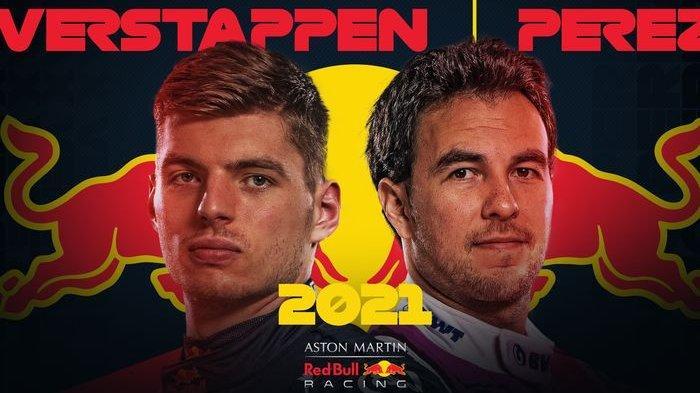 Sergio Perez Resmi Merapat ke Red Bull, Alex Albon Jadi Cadangan