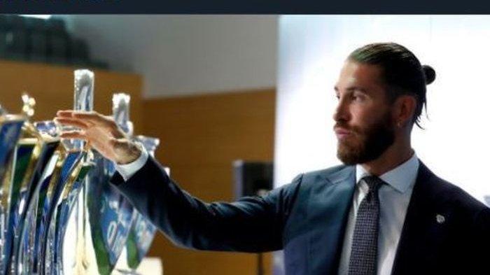 Pisah dari Madrid, Sergio Ramos Resmi Gabung PSG