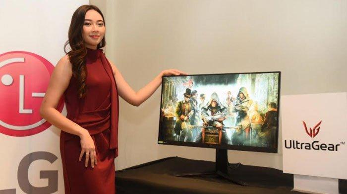 Sensasi Bermain Game dengan Monitor Canggih LG UltraGear, Didukung NVIDIA G-SYNCdan Panel Nano IPS