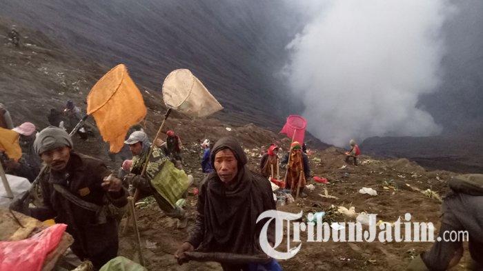 Ritual Yadnya Kasada Tahun Ini Tetap Digelar, Tanpa Wisatawan, Tertib Protokol Pencegahan Covid-19