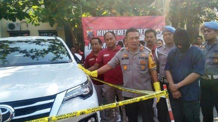 VIRAL Seserahan Fortuner di Pati, Kini Mobil Pengantin Malah Ditahan Polisi, Begini Kronologinya
