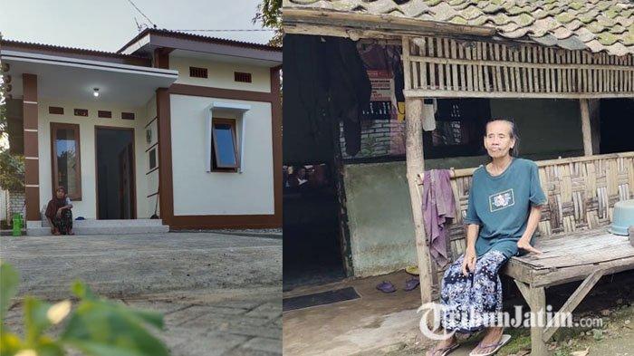 Pegiat Media Sosial di Gresik Sulap Rumah Tidak Layak Huni Warga Penceng Jadi Terlihat Mewah