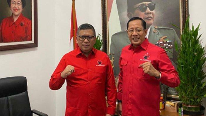 Terima Rekomendasi dari PDI Perjuangan, Bakal Calon Bupati Tuban Setiajit Hadir Langsung di Jakarta
