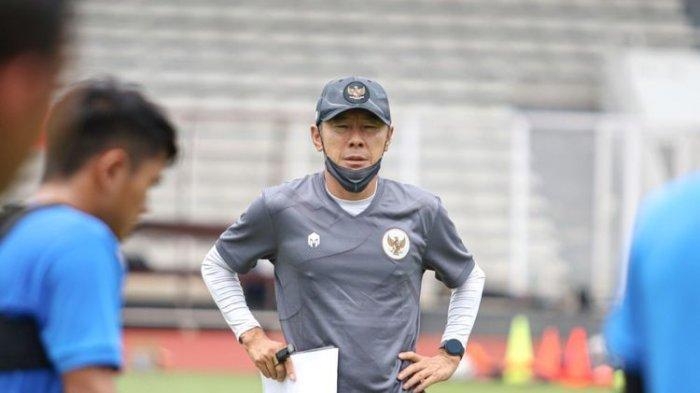 Digembleng Shin Tae-yong, Sejumlah Pemain Timnas Indonesia Tumbang Saat Jalani Pemusatan Latihan