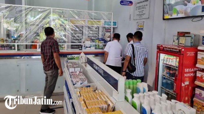 Antisipasi Panic Buying Obat Invermectin Saat Kasus Covid-19 Naik, Apotek di Kecamatan Pare Disidak