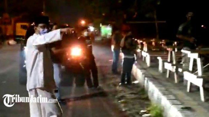 Malam Pertama PPKM Darurat di Kota Pasuruan: Masih Ada yang Bandel, Secara Umum Sudah Mulai Taat