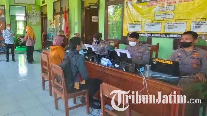 Operasi Yustisi Prokes Covid-19 di Tuban, Puluhan Pelanggar Terjaring, Disanksi Denda Rp 50 Ribu