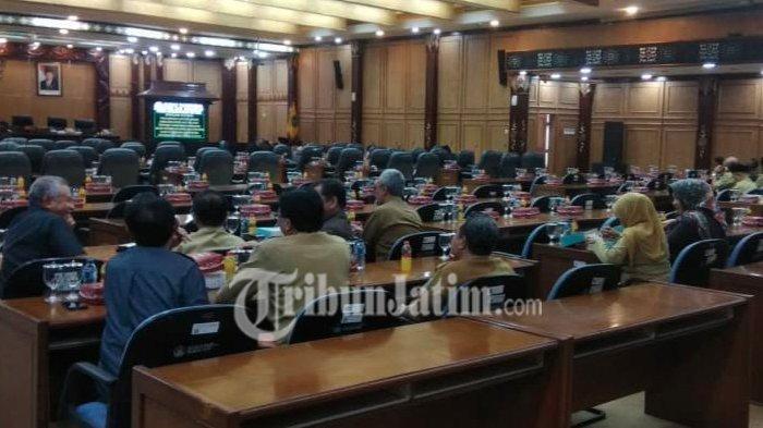 Rapat Paripurna Sidoarjo Batal 2 Kali, Anggota DewanJanji Masuk Ikut Rapat kamis Besok